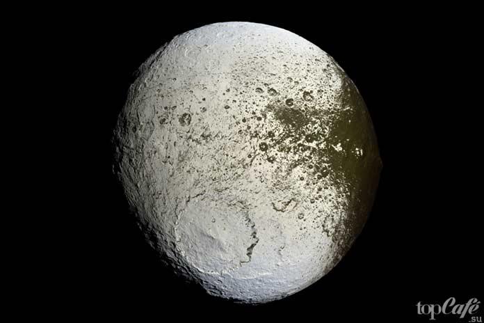 Удивительные луны Солнечной системы: Япет