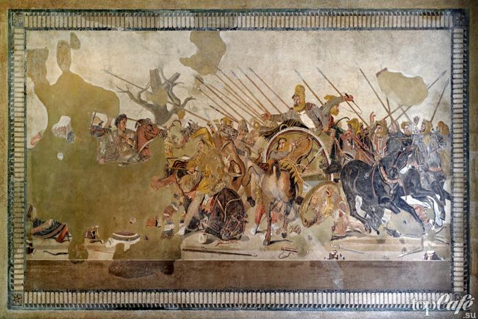 Самые сильные армии: Армия Александра Македонского. CC0