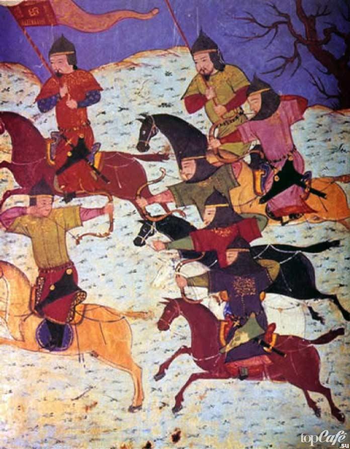 Самые сильные армии: Армия Монгольской империи. CC0