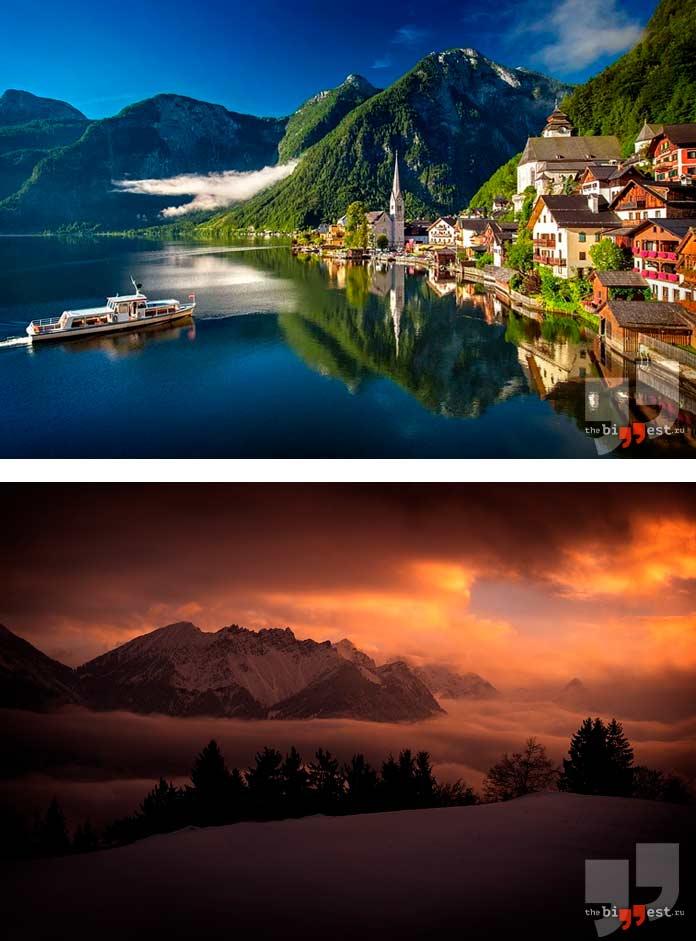 Страны Европы: Австрия. CC0