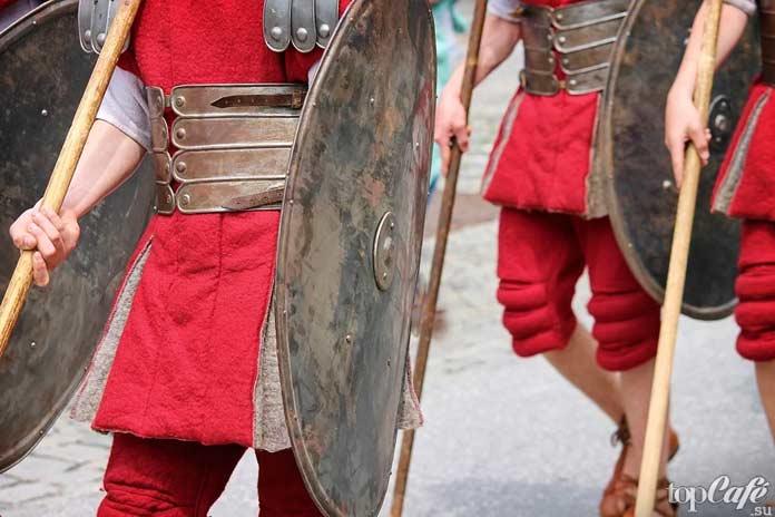 Древнеримская армия. CC0