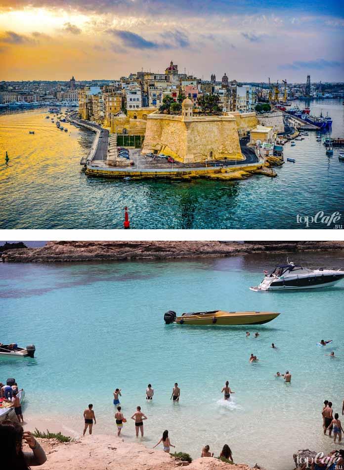 страны Европы: Мальта. CC0