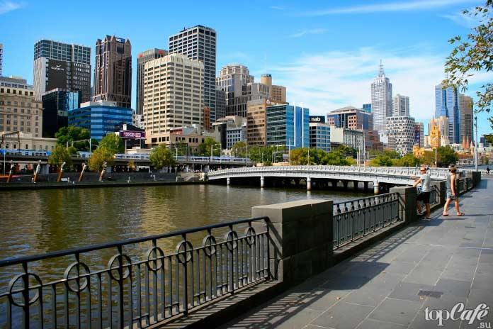 Мельбурн. CC0