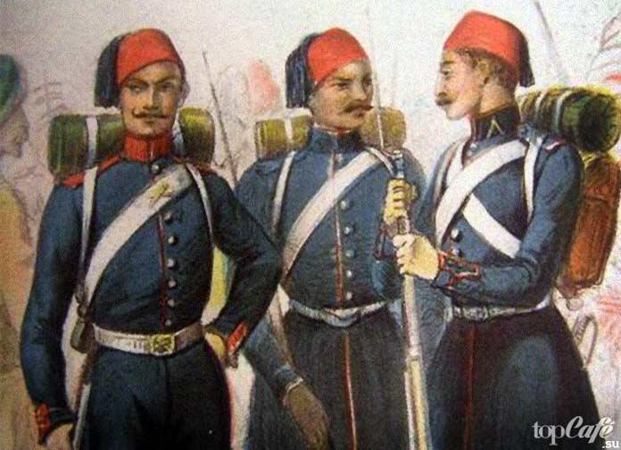 Османская армия. CC0