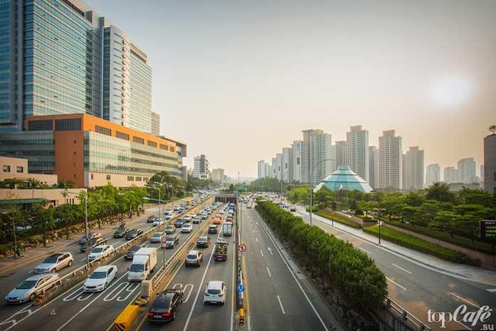 Лучшие для вегетарианцев города: Сеул. CC0