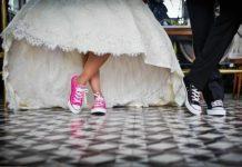 Свадьба в кроссовках. CC0