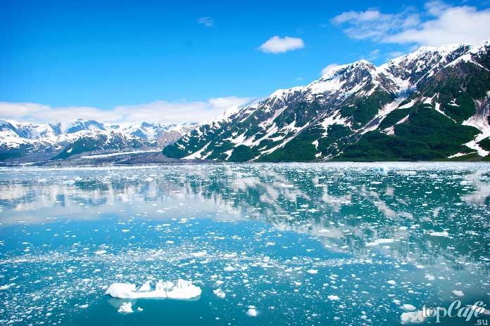 Список мест для путешествий по США: Аляска. CC0