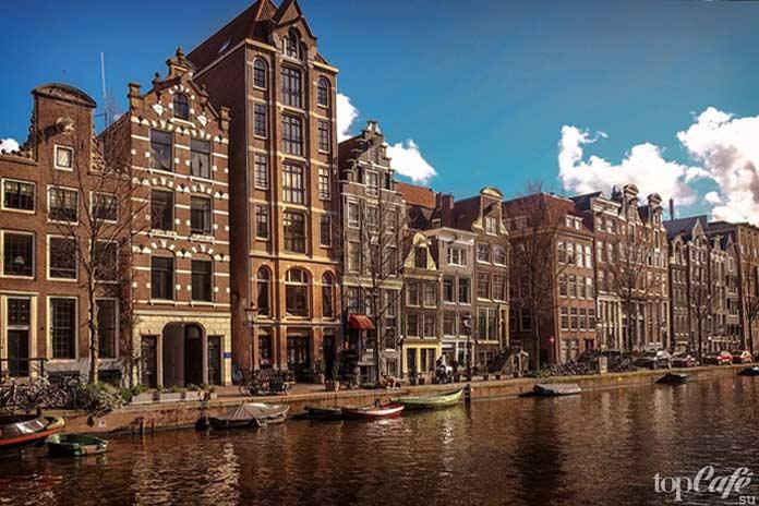 10 фактов о Голландии: Амстердам. CC0