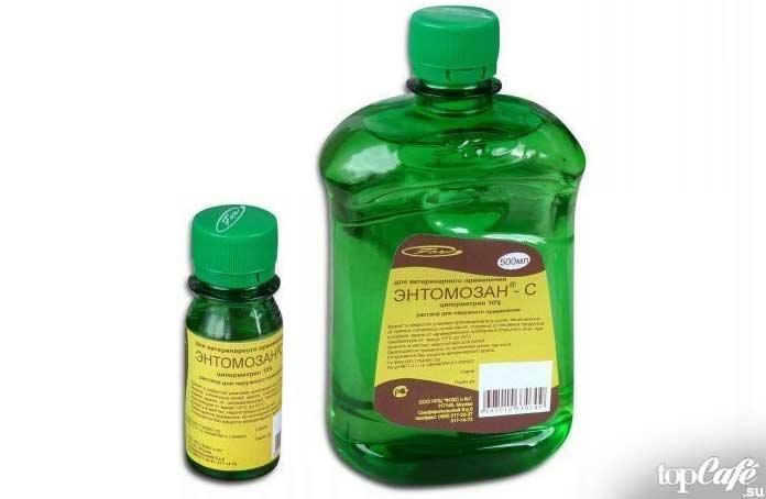 Энтомозан