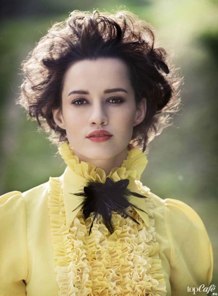 красивые польские актрисы: Катажина Мацёнг