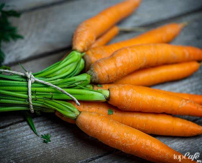 Морковь. CC0