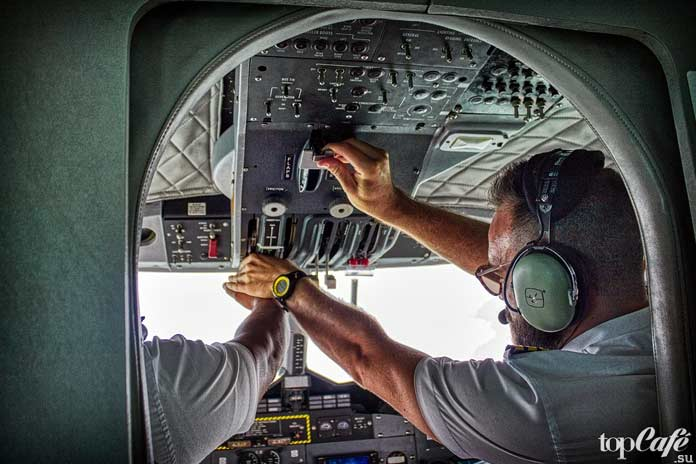 Пилот самолёта. CC0