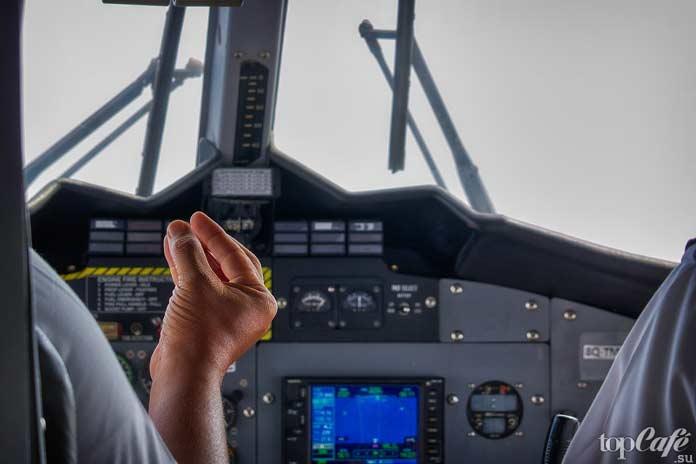 Что не нравится пилотам самолётов. CC0