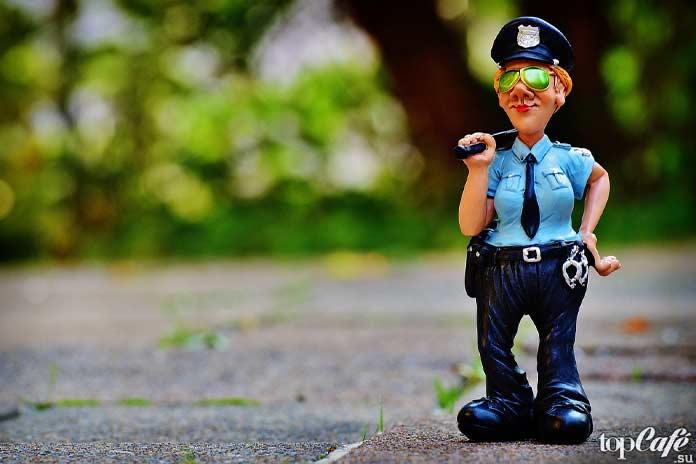 Полицейский. CC0