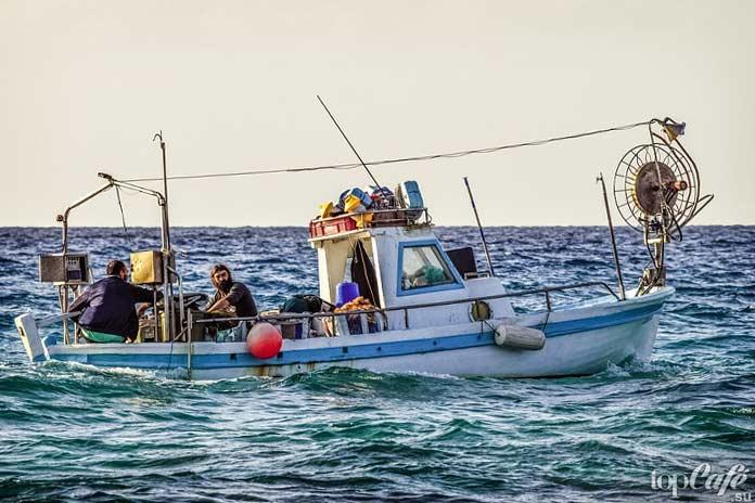 Самые опасные профессии: Коммерческое рыболовство. СС0