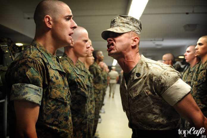 Самые опасные профессии: Военный. СС0