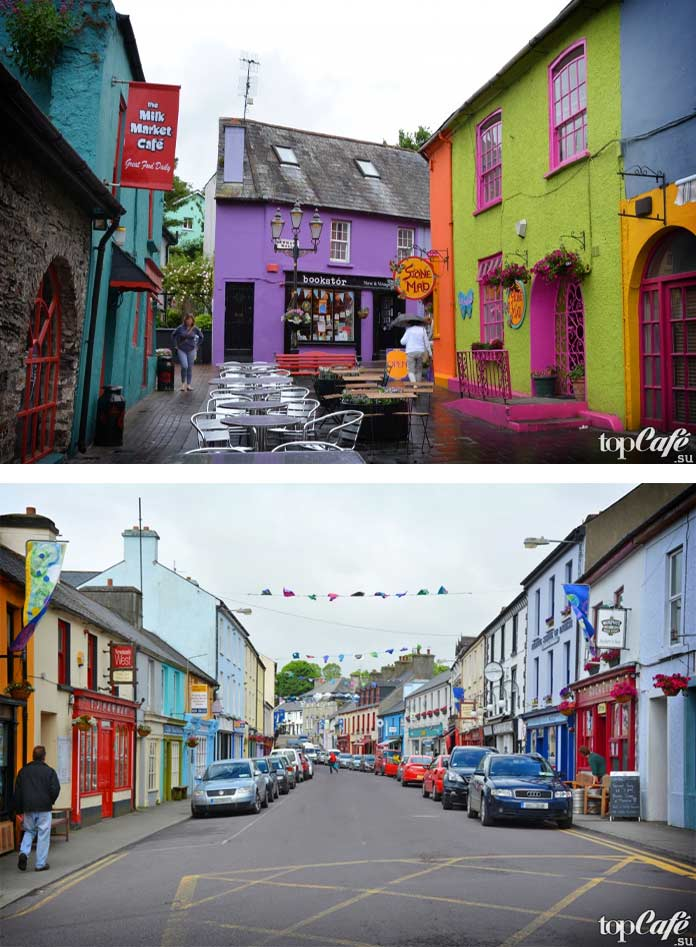 Красивые города Ирландии: Кинсейл. CC0