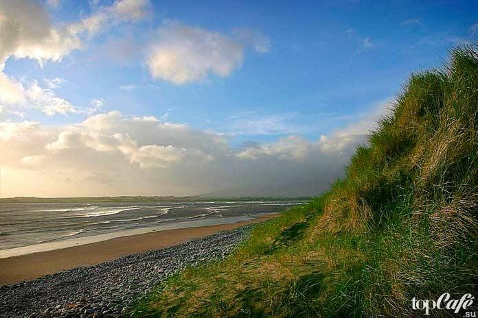 Красивые города Ирландии: Стрэндхилл. CC0