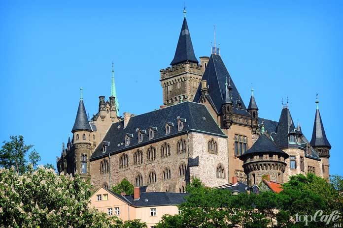 Вернигеродский замок. CC0