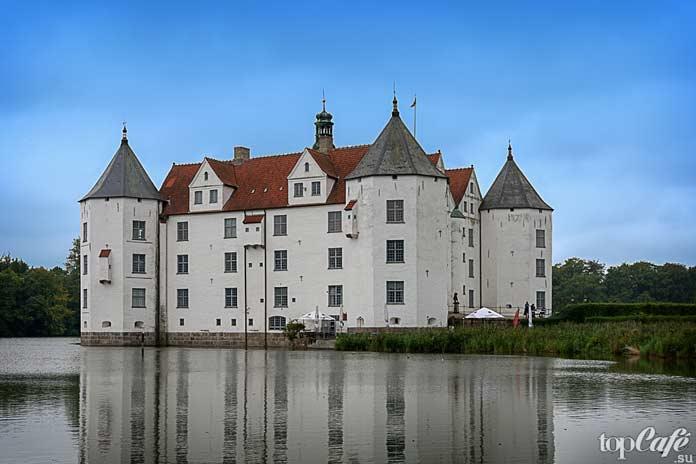 Замок Глюксбург. CC0