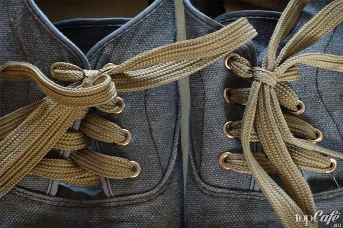 Обувь изтекстильного материала. CC0