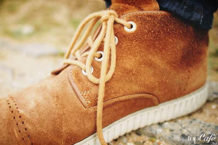 Замшевая обувь. CC0