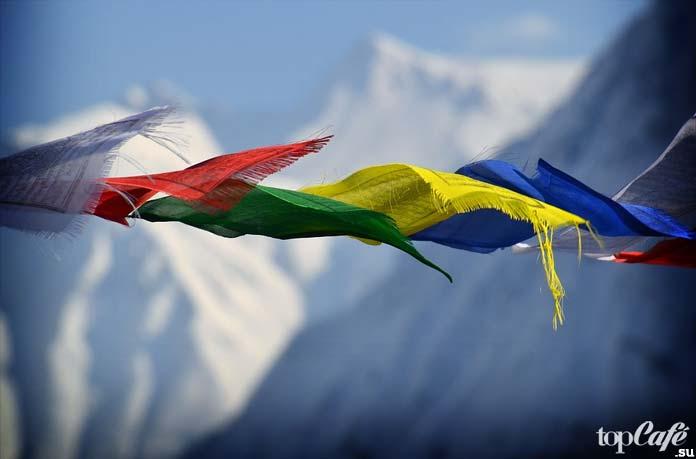 20 удивительных фактов о цвете: Флаги. CC0