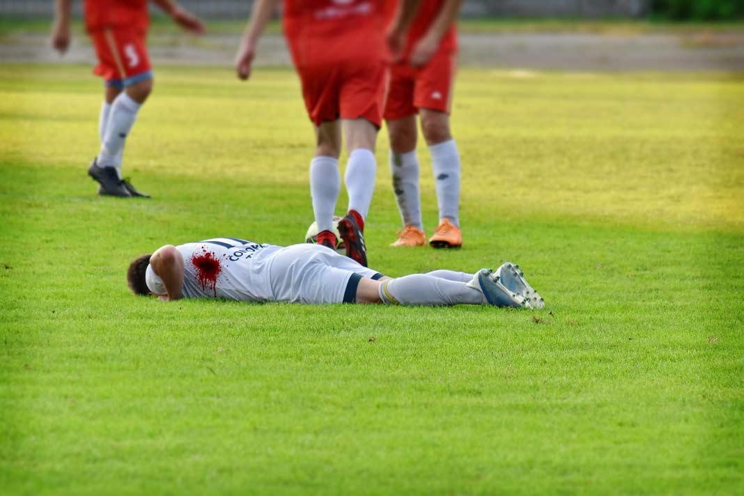 Футболист. CC0
