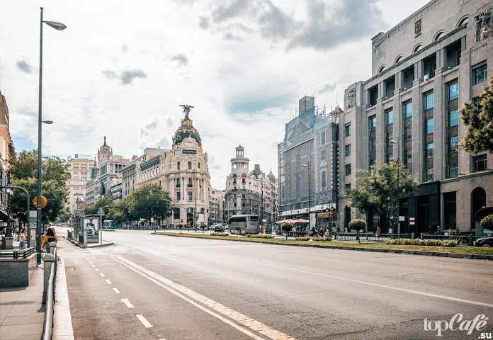 В Мадриде планируют отказаться от автомобилей. CC0