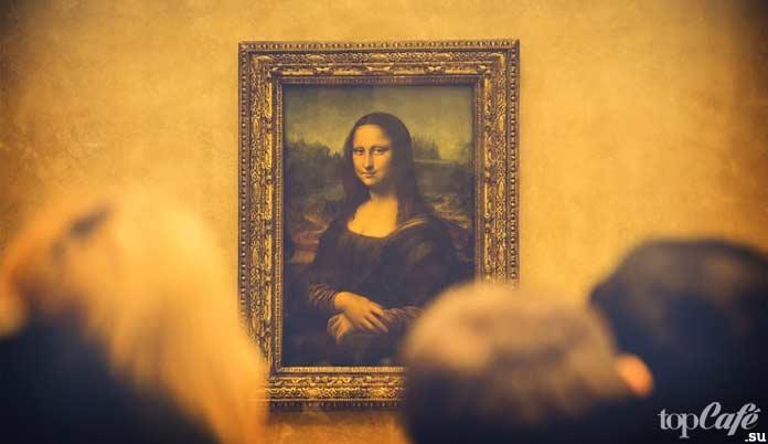 Мона Лиза. CC0