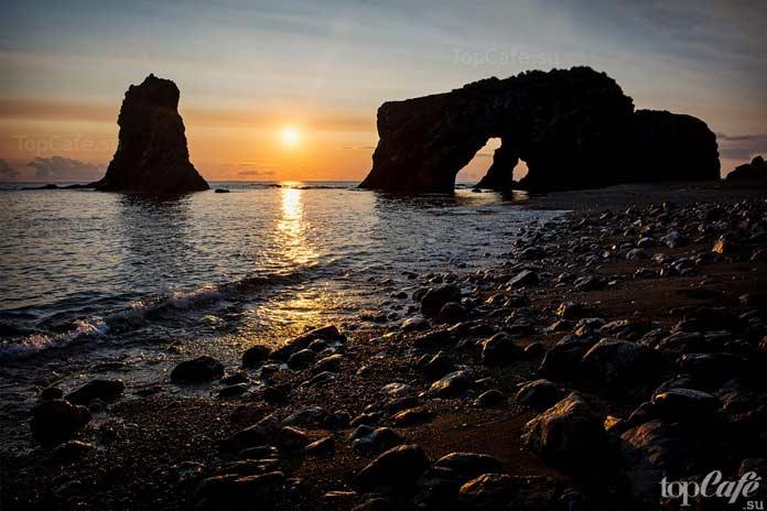 Самые большие острова России: Сахалин. СС0