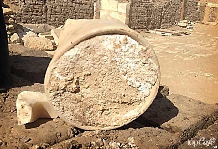 10 древних продуктов: Египетский сыр