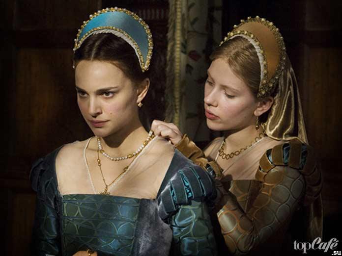 Самые интересные фильмы со Скарлетт Йоханссон: Ещё одна из рода Болейн. 2008