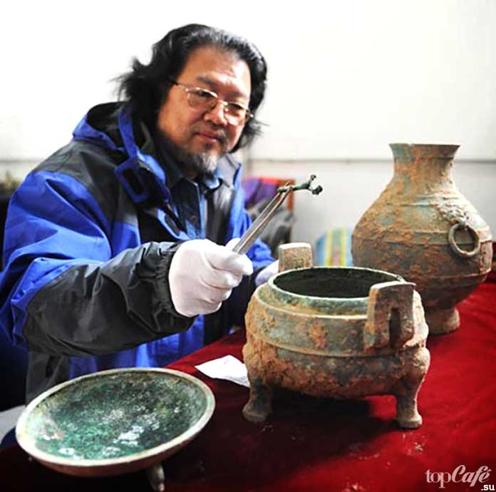 10 древних продуктов: Китайский суп