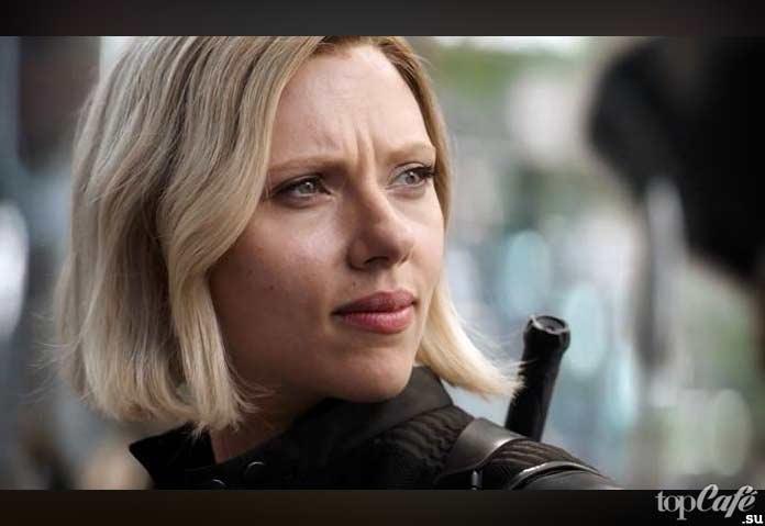 Самые интересные фильмы со Скарлетт Йоханссон: Мстители. Война бесконечности. 2018