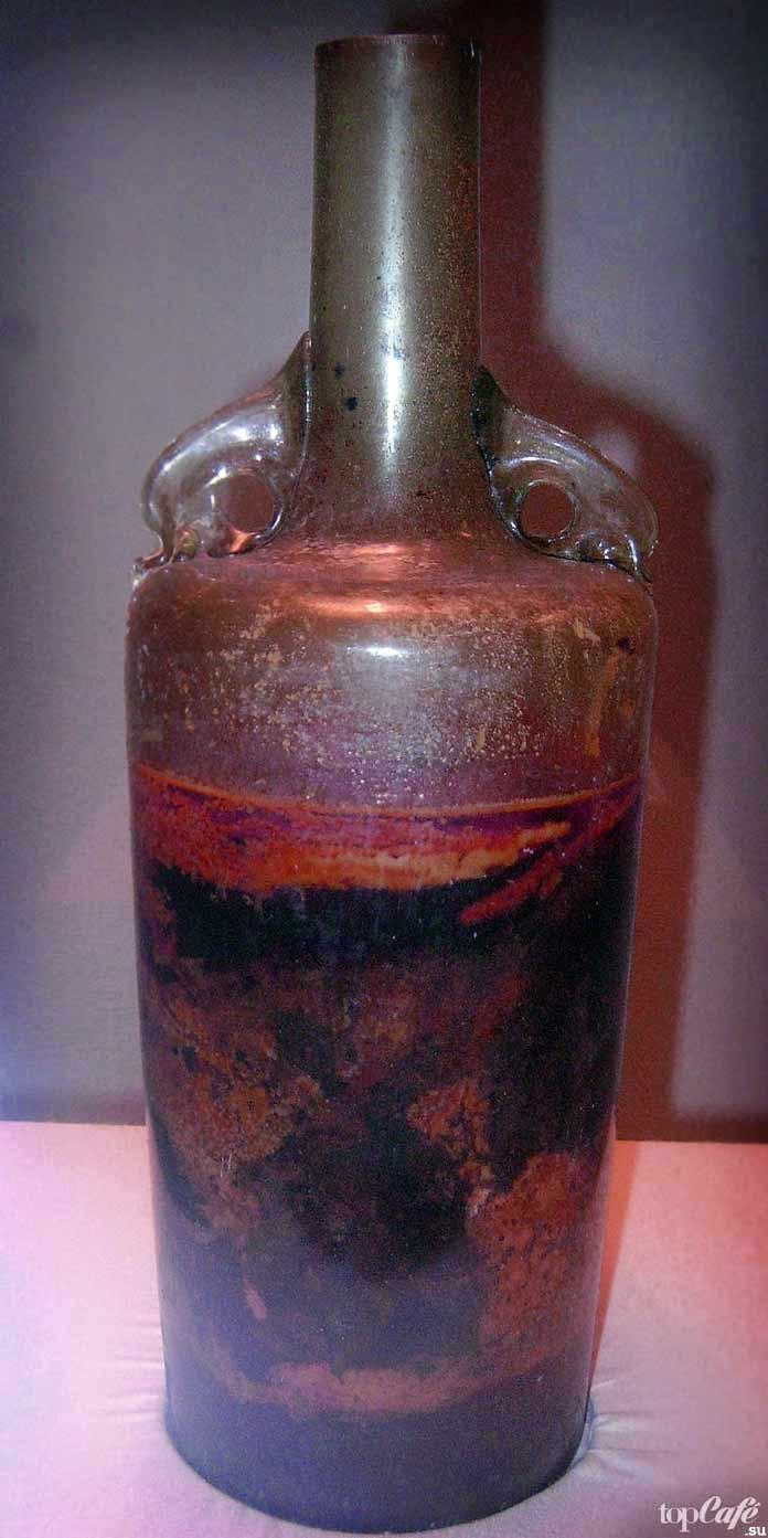 Бутылка вина из Шпайера