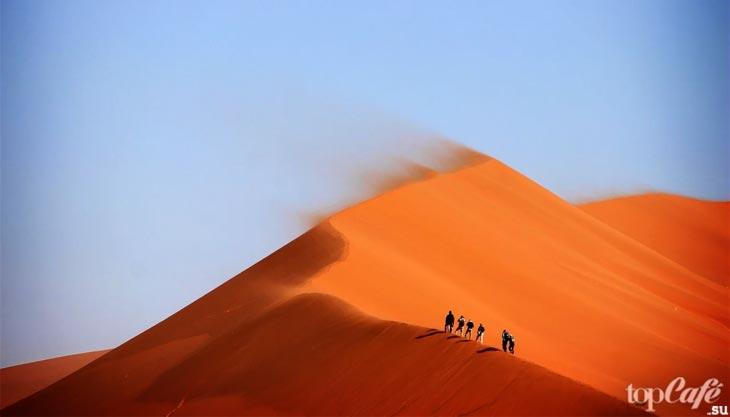 Песчаные дюны. CC0