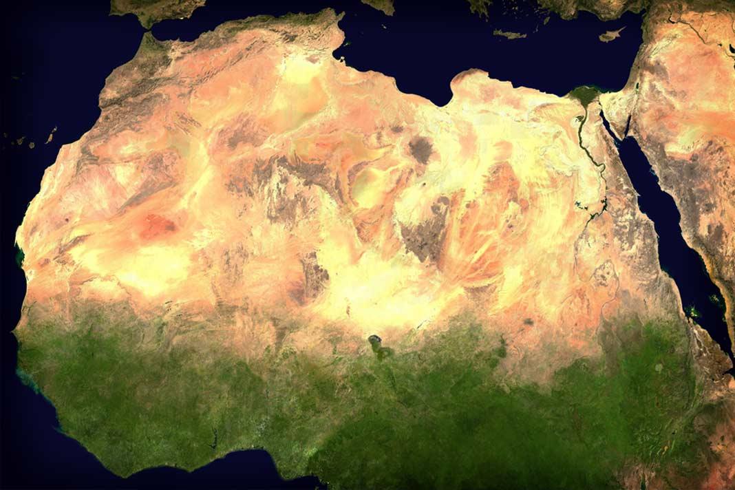 Интересные факты о пустыне Сахара. CC0