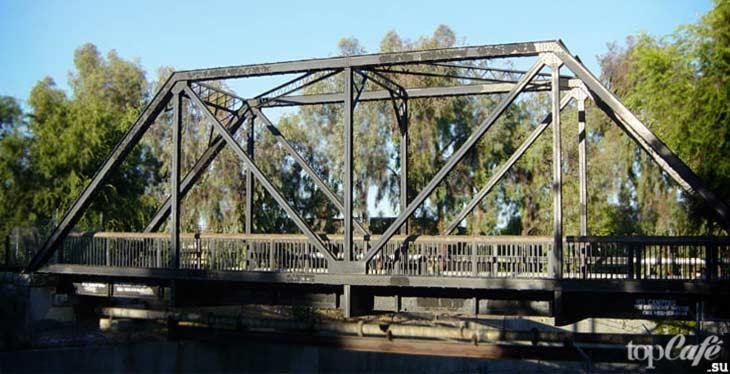 Ферменный мост. CC0