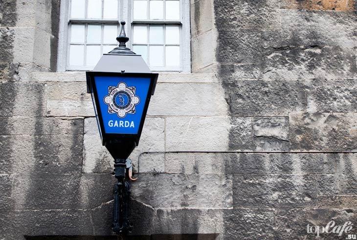 Полиция Ирландии. CC0