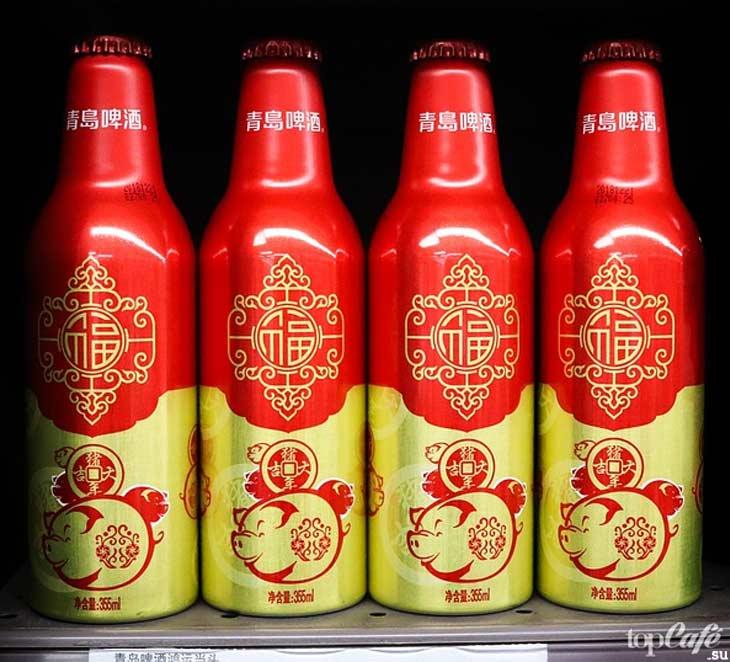 Китайское пиво. CC0