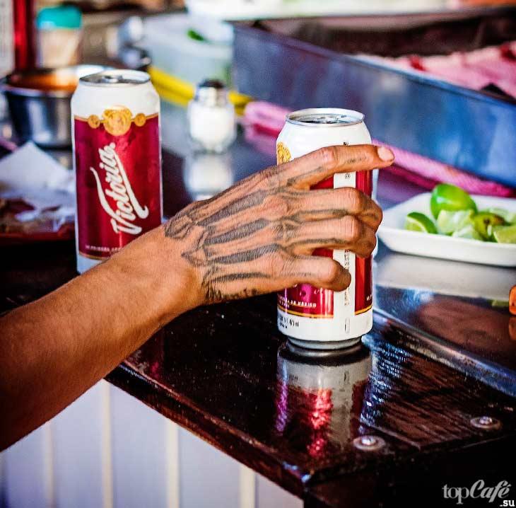 Мексиканское пиво. CC0