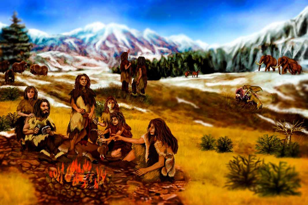 Интересные факты о неандертальцах. CC0