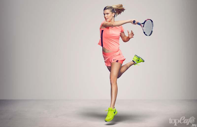 Красивые теннисистки